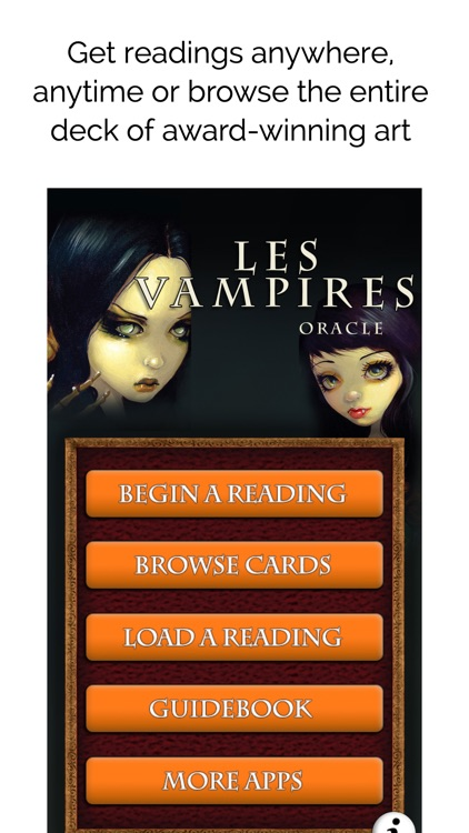 Les Vampires Oracle screenshot-1