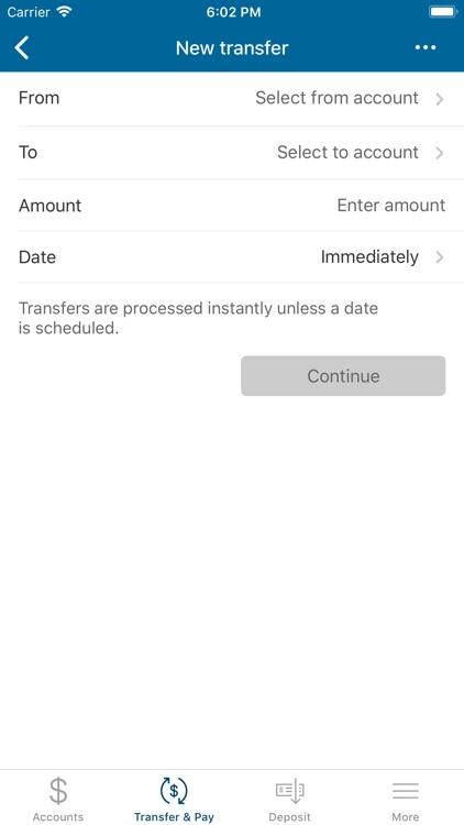 3Rivers Mobile Banking screenshot-4