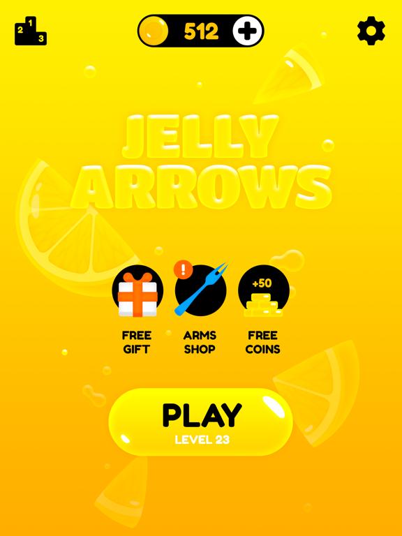 Jelly Arrows screenshot 10