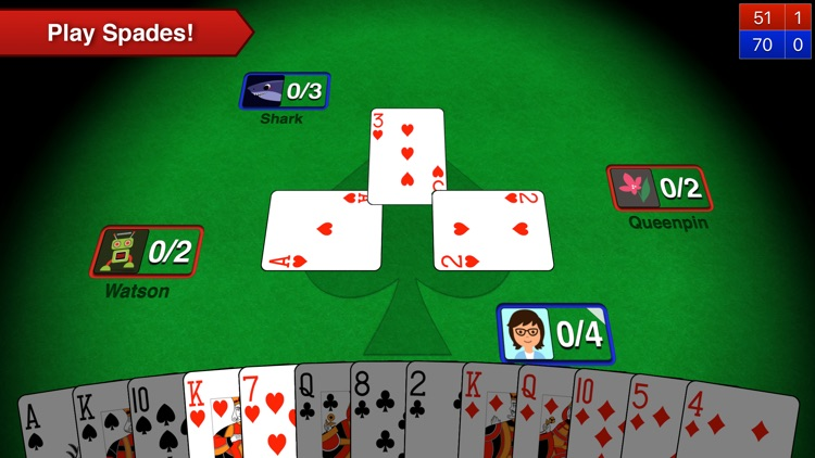 Spades+ screenshot-0