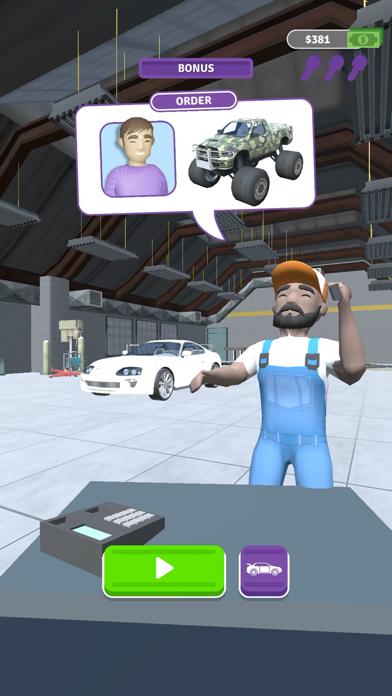 3D Car Maker screenshot 1