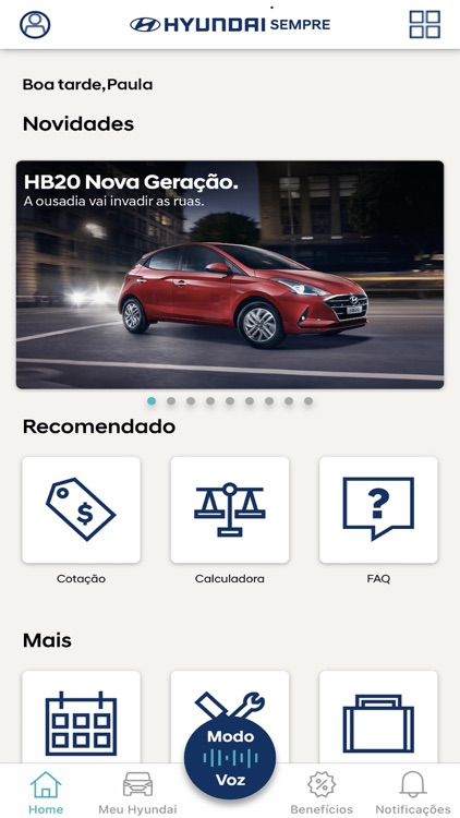Meu Hyundai screenshot-0