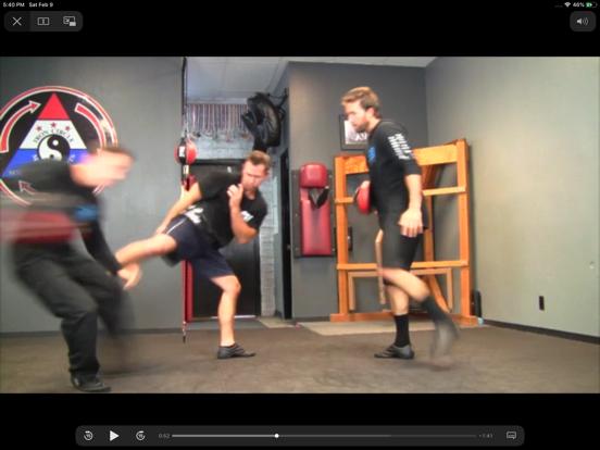 Street Fighting Tips screenshot