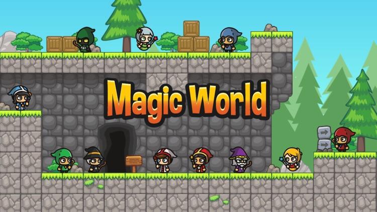 Magic World: Super Tiny Wizard screenshot-4