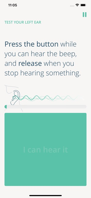 Mimi Hearing Test on the App Store