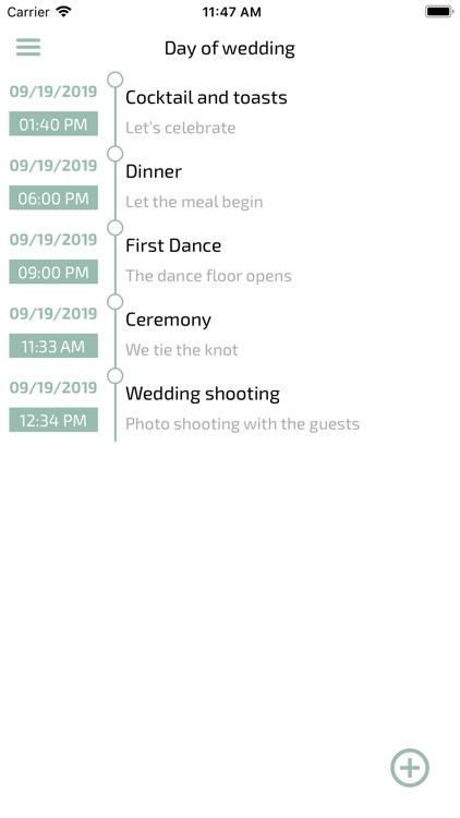 The Big Day- Wedding Countdown screenshot-3