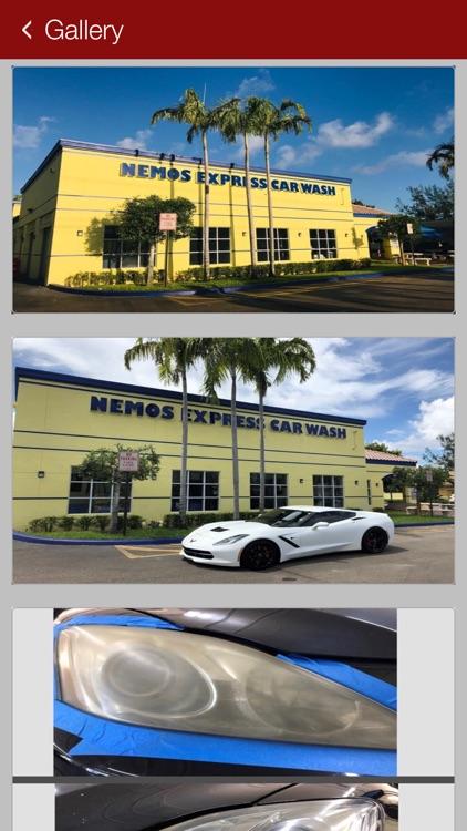 Nemo's Express Car Wash screenshot-4