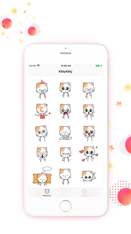KittyKitty - Sticker