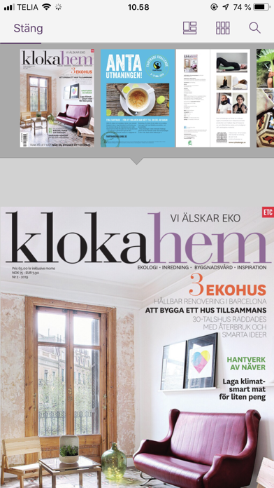 Kloka hem screenshot 3