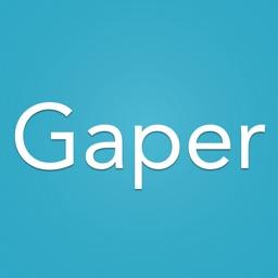 Gaper: Age Gap Chat Dating App