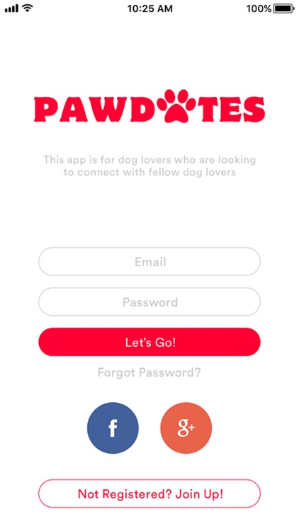 Pawdates screenshot-1