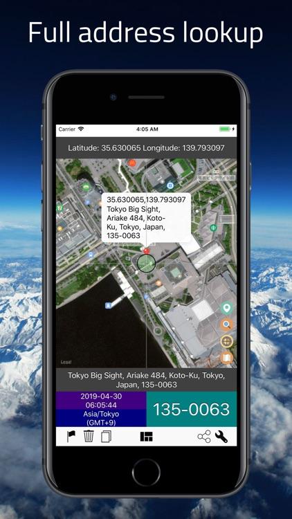 AddressFinder - Zipcode Lookup screenshot-4