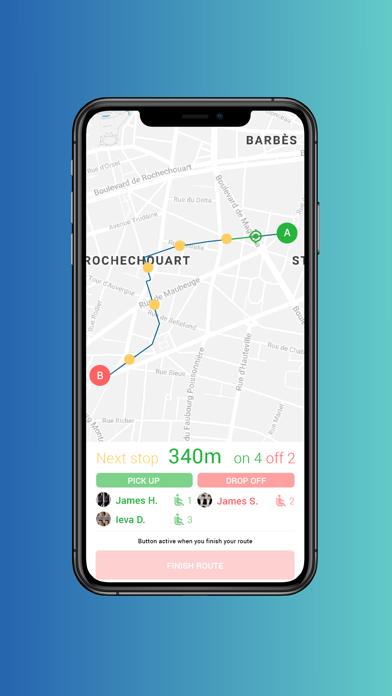 Taxi: TaxyMatch DriverCaptura de pantalla de3