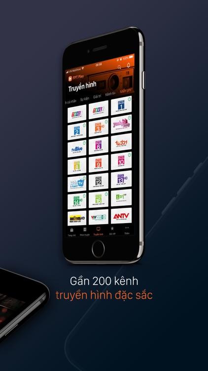 FPT Play - TV Online screenshot-3
