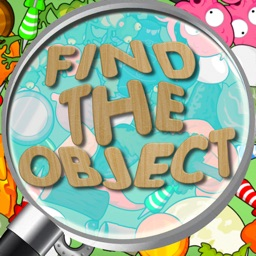 Let's Find The Hidden Objects