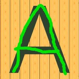 Tracing Letters Phonics