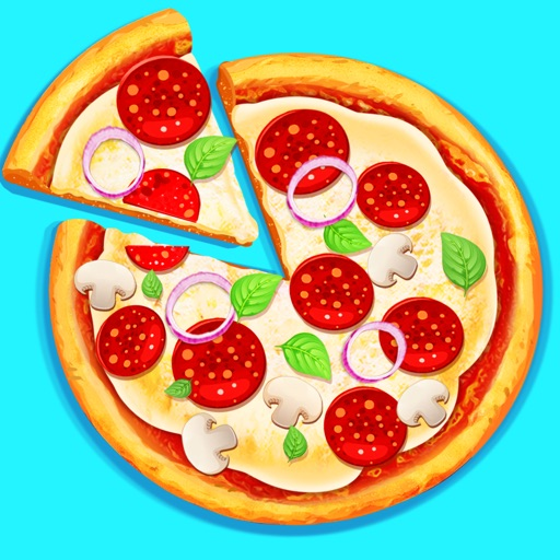Pizza Chef: Girl Games for Fun Icon