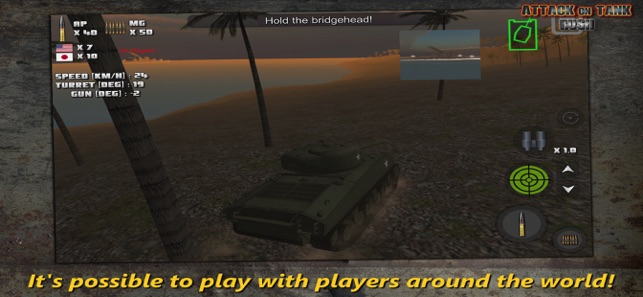 Attack on Tank : Rush - WW2 on the App Store