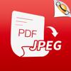 PDF to JPEG