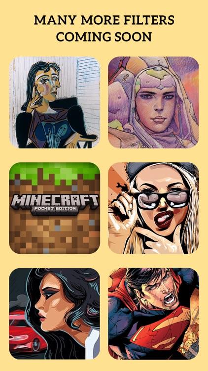 Cartoon Photo Editor-Comic Art screenshot-6