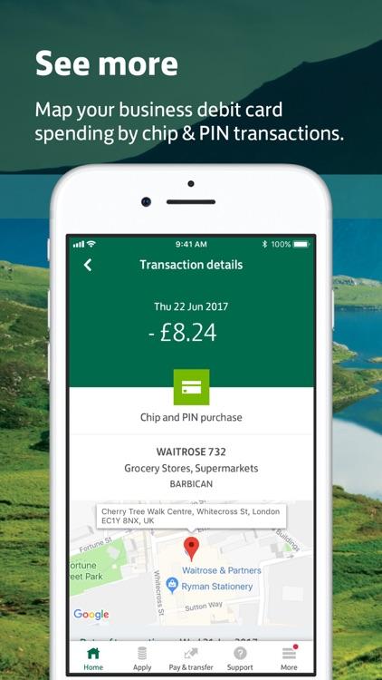 Lloyds Bank Business screenshot-5