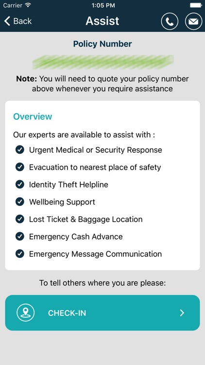 AXA XL Protect & Assist screenshot-5