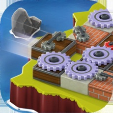 Activities of Gears Island : logic puzzle