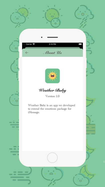 Weather Baby screenshot-5