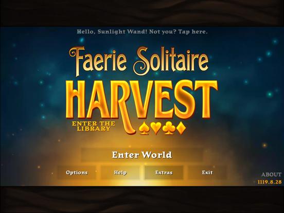 Faerie Solitaire Harvest screenshot 2