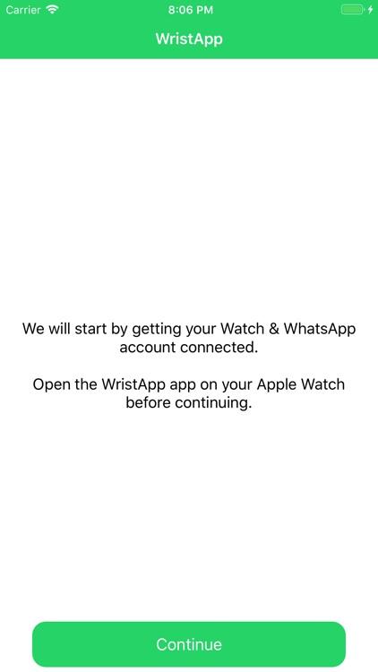 WristApp for WhatsApp screenshot-4