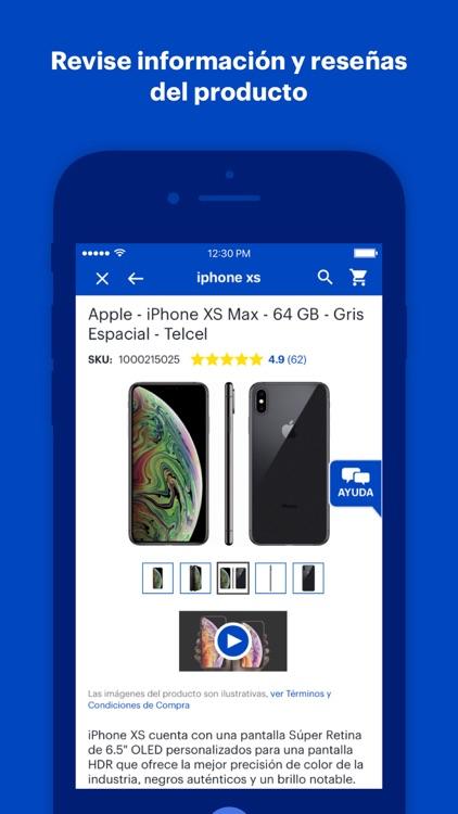 Best Buy Mexico screenshot-3