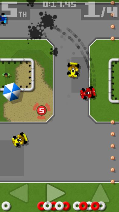 Retro Racingのおすすめ画像2