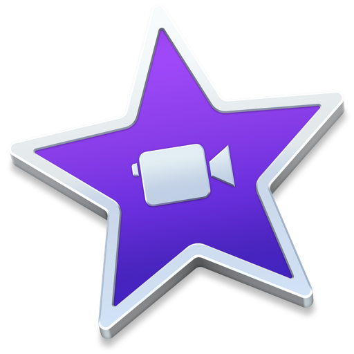 苹果出品的视频剪辑软件 iMovie for Mac