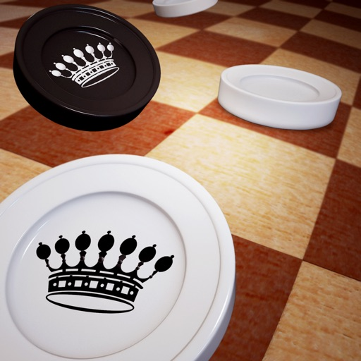Checkers: 2 player kings games