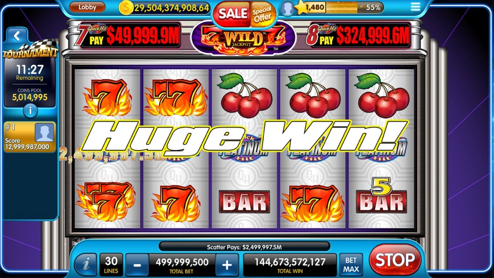 Quick Hits Slots For Iphone