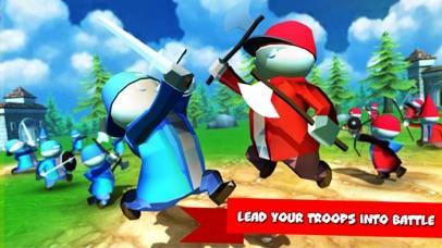 Human Gangs Battle Simulator app image