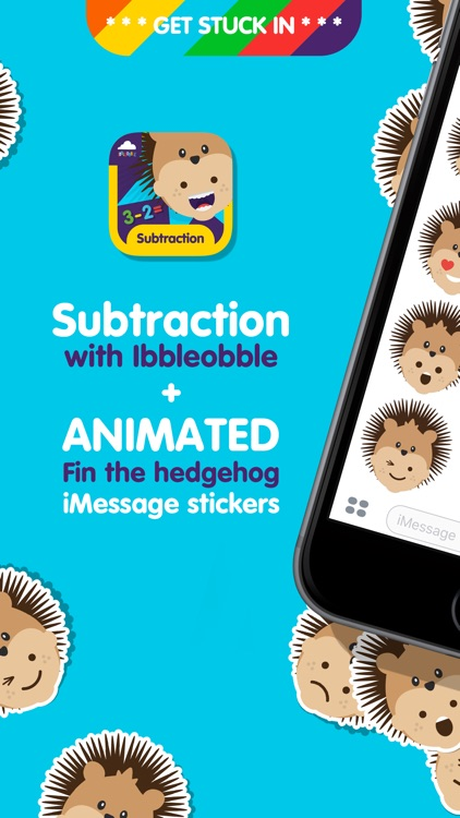 Subtraction Math : Ibbleobble screenshot-7