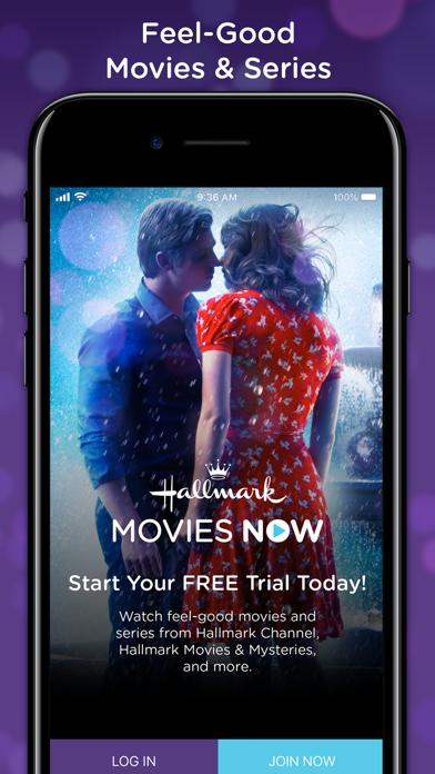 Hallmark Movies Now review screenshots