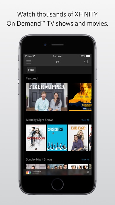 download Xfinity Stream apps 4