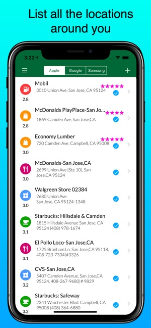 All Pay Locator on the App Store