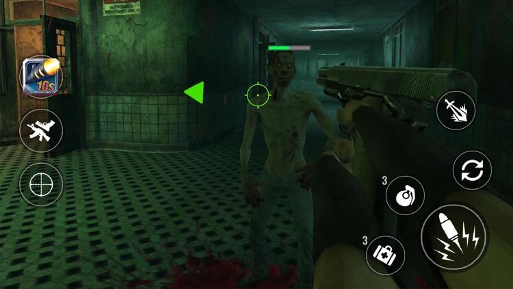Dead Shooting Survival