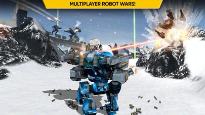 Screenshot #1 pour Mech Battle - Robots War Game