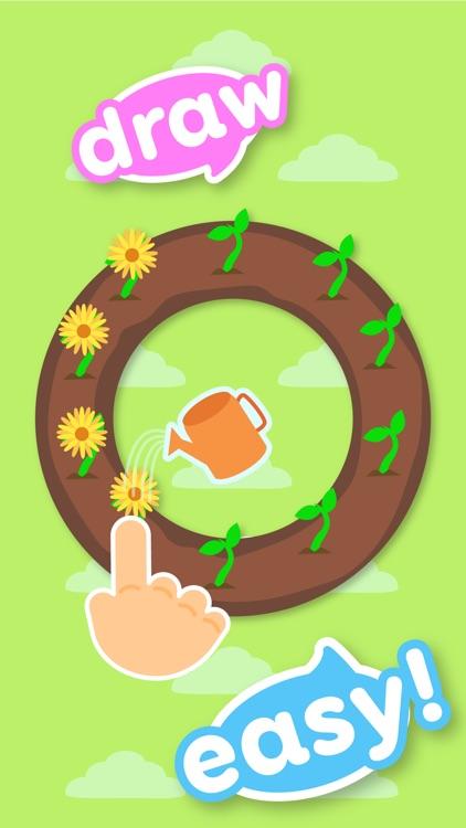 Shapes Candy Toddler Kids Game screenshot-0