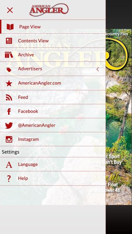 American Angler Magazine screenshot-4