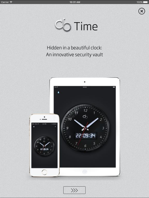 cb Time - Secure Safe Screenshots