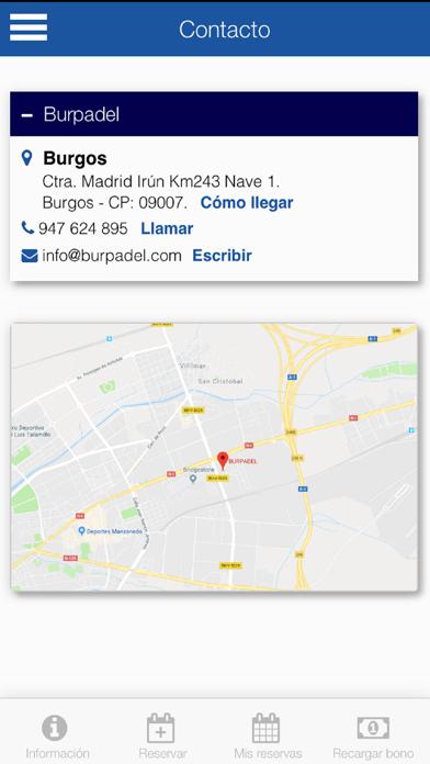 BurPadel Reservas screenshot 3