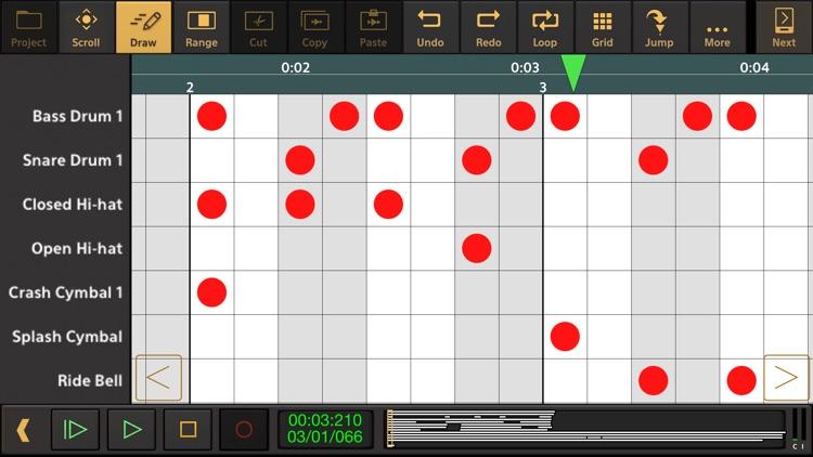 Audio Evolution Mobile Studio screenshot-4