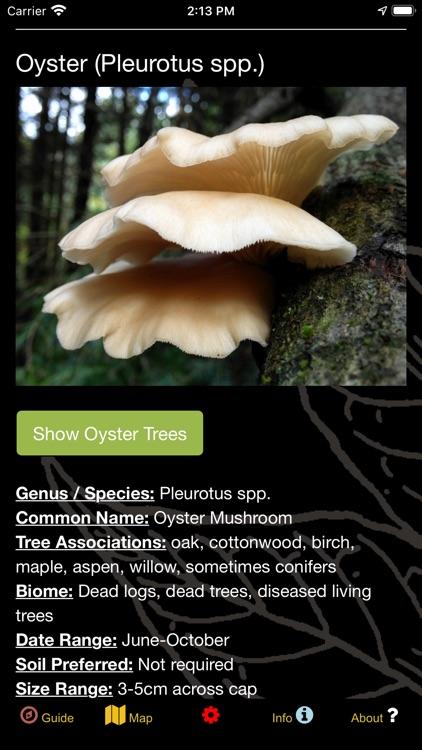 Kentucky Mushroom Forager Map! screenshot-6