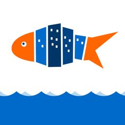 Ícone do app Peixe Urbano Compras e Cupons