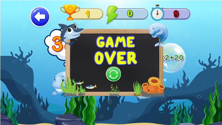 Basic Math Game For Kids screenshot-6